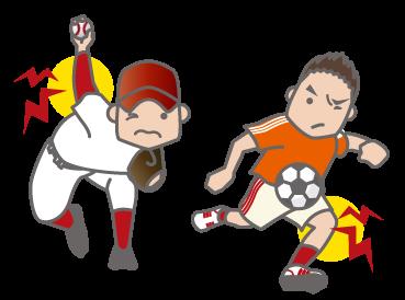 「スポーツ外傷」の画像検索結果